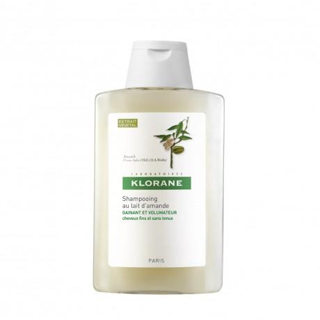 Klorane Shampoing au Lait d'Amande 200 ml