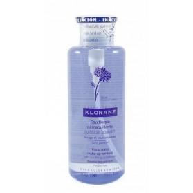 Klorane Eau Florale Démaquillante au bleuet apaisant 400ml