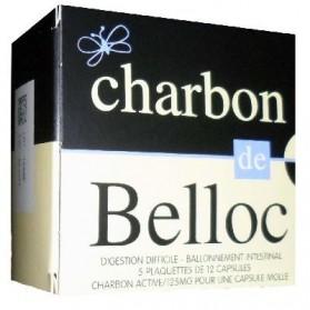 Charbon Belloc 60 capsules