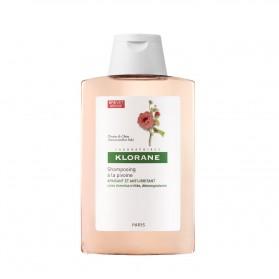 Klorane Shampooing à la pivoine apaisant et anti-irritant 200ml