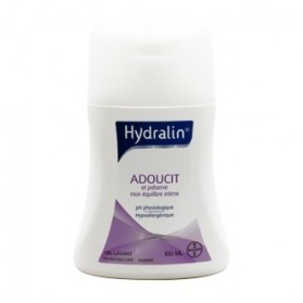 Hydralin Quotidien Gel Lavant 100ml