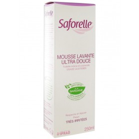 Saforelle Mousse Lavante Ultra Douce 250ml